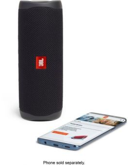 JBL - Flip 5 Portable Bluetooth Speaker